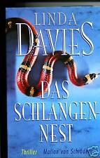 Das Schlangennest von Linda Davies