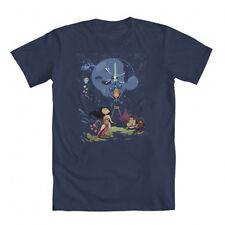 Bravest Warriors Star Wars Parody T-Shirt Blue Men's Licensed NEW