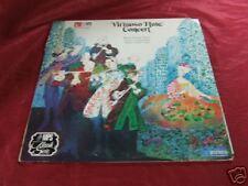 Virtuoso Flute Concert Frans Vester LP KMB 20838