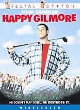 HAPPY GILMORE WIDESCREEN DVD MOVIE ADAM SANDLER SPECIAL EDITION FREE SHIPPING