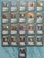 Star Trek CCG Rules of Aquisition Rare Cards [Part 1/2] (ROA)