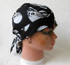 Piraten Bandana Bikertuch Kopftuch Herren-Kopftuch Pirat