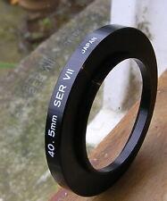 SERIE 7 VII 40.5mm anello adattatore Usato