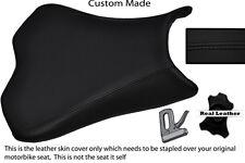 BLACK STITCH CUSTOM FITS KAWASAKI ZX10 R NINJA 1000 08-10 FRONT SEAT COVER
