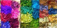 Fiber to Yarn Hand Dyed Kid MOHAIR Locks 1 oz. Spin Yarn, add to Felt or Craft