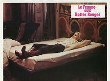 CATHERINE DENEUVE FERNANDO REY LA FEMME AUX BOTTES ROUGES 1973 10 VINTAGE PHOTOS