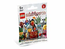 LEGO MINIFIGURES SERIE 6 8827 NUOVO nella confezione non sigillata scegliere dal menu