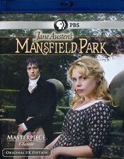 Masterpiece Classic: Mansfield Park [Blu-ray] DVD, Billie Piper, Blake Ritson, n