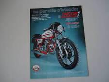 advertising Pubblicità 1979 MOTO MALANCA 125 E 2C SPORT