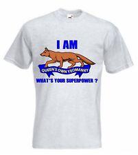 Queen's Own Yeomanry TShirt QOY Sweatshirt T-Shirt Queens Own Yeomanry Super
