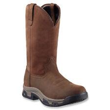 Ariat Work Boots Mens Terrain Waterproof Distressed Brown 10011829