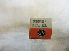 GE VACUUM TUBE 6BM8/ECL-82