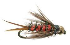 10 Bead Head Bloody Mary Fly Fishing Fly #10