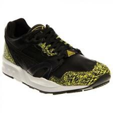 Puma Trinomic XT2+ Snow Splatter Mens Black/White/Yel Sneakers
