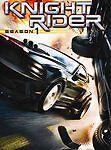Knight Rider - Season 1 (DVD, 2009, 4-Disc Set) SUPER RARE & OOP! REMAKE-SEALED!