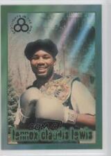 1996 Ringside Spotlights in the Ring #10 Lennox Lewis Boxing Card 0b6