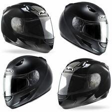 HJC CL-SP Full Face Motorcycle Helmet Gloss Matt Black 3XL 4XL Bike Crash Lid