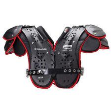 Schutt Varsity Flex 4.0 skill vf Untouchable UE shoulder pad-negro/rojo