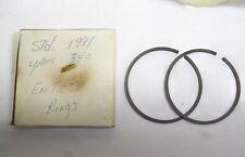YAMAHA SNOWMOBILE  340 ENTICER 1981 STD RING SET NOS