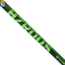 New Project X HZRDUS Smoke Green PVD HULK Shaft - Choose Weight/ Flex/ Adapter
