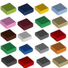 Lego 3070b 1x1 Dalle avec Groove-col A-L-Sélectionnez Qté-bestprice Garantie-Neuf