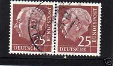 BRD - Nr. 186 - Paar o   ( 1514-o1 )