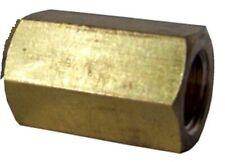 "SSEC 06 3//8/"" BSPT IGUAL hexagonal macho pezón guarnición de acero inoxidable"