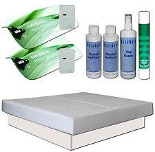 Dual Softside Wasserbett ohne Podest - Digital Touch LMF  Heizung Komplett-Set