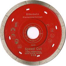 """Diamant-Trennscheibe """"Speed-Cut"""", 115mm, FSZ, Keramik, für glasierte Fliesen,"""