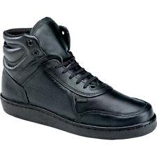 Thorogood Womens Street Uniform Black Leather Boots Code 3 Mid Cut