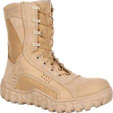 Rocky S2V Steel Toe Tactical Military Boot Lycra Tongue 1,000 Denier CORDURA