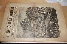 [BTR]IL SECOLO ILLUSTRATO DELLA DOMENICA 1904 763 GUERRA RUSSO GIAPPONESE