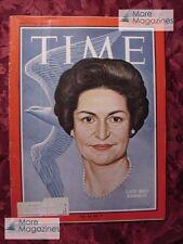 TIME August 28 1964 Aug 8/28/64 LADY BIRD JOHNSON LYNDON DEMOCRATS +++