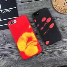 Thermal Schutzhülle iPhone 6 6s 7 plus  Thermal Case Cover Etui Hitze sensitiv