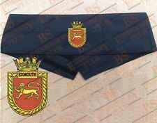 HMS EXMOUTH Embroidered Cummerbunds