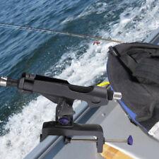 Schraub Bootsrutenhalter Boat Rod Holder Kayaking Trolling Angelrutenhalter Neu