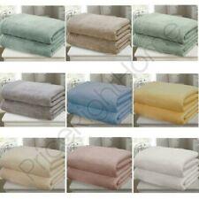 So Soft 2-PC Towel Bale Bath Sheet Set 100% Zero TwistCotton