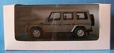 MERCEDES BENZ G500 V8 1993 IXO 1/43 GERMANY DEUTSCHLAND GRIS GREY