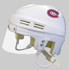 SportStar NHL Mini Player Hockey Helmet Replica - Canadiens (NEW) Lists @ $25