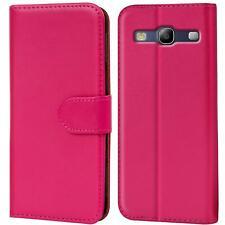 Book Case Samsung Galaxy S3 Neo Hülle Tasche Flip Cover Handy Schutz Etui Pink