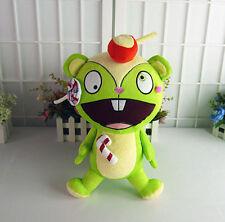 38cm/15'' Happy Tree Friends Nutty Candy Plush Stuffed Toy Doll Xmas Gift