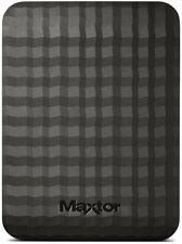 Maxtor 1-2-4 TB USB 3.0 portable hard drive 500GB Windown PC