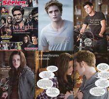 Series Fan Sonderheft Twilight 3 Robert Pattinson,Kristen Stewart