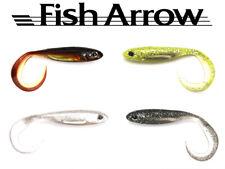 Fish Arrow Flash J Grub 4,5 - Sichelförmiger Curly-Tail - 8,5 cm - Barsch Zander