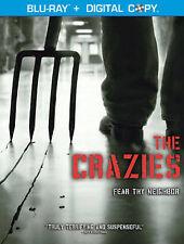 The Crazies (Blu-ray Disc, 2010, Includes Digital Copy)