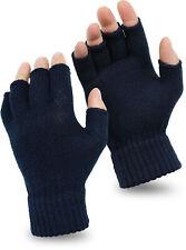 normani Thermo Strick Handschuhe mit Thinsulate Futter Unisex Erwachsene mit Norweger Motiv