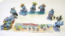 HAPPY HIPPOS (entra e scegli il personaggio)_ Kinder Merendero 2001