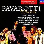Pavarotti & Friends: Charity Gala Concert Luciano Pavarotti, Various Artists Au
