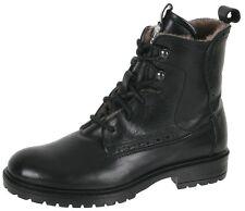 Momino 3341M Stiefel Stiefeletten Boots Lammfell Winterstiefel Leder 33-40 Neu
