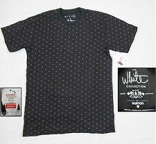 Shaun White Collection by Burton Diamonds Prem SS Black T Shirt BNWT